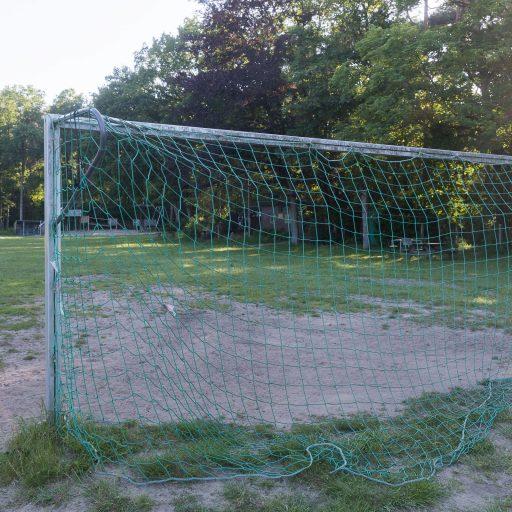 <b>Zwei Fußballtore</b>