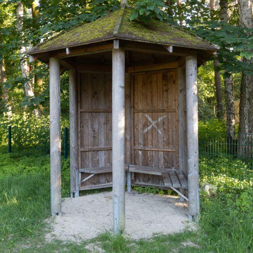 Kleiner Pavillon