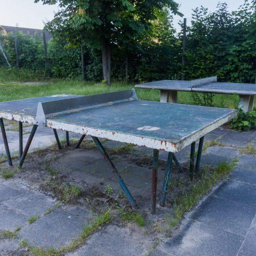 Tisch-tennis-platten