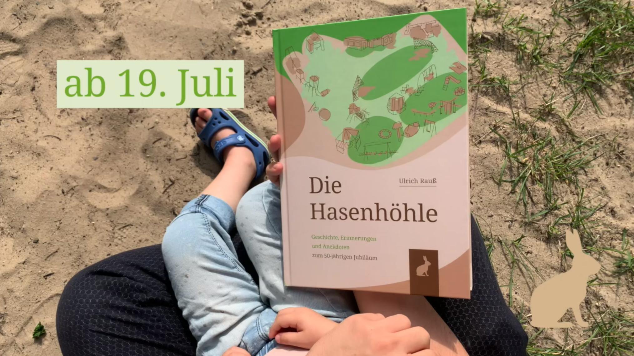 Ankündigung: Die Hasenhöhle als Buch